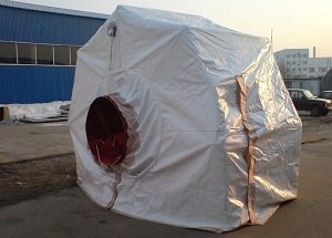 Палатка сварщика веерная